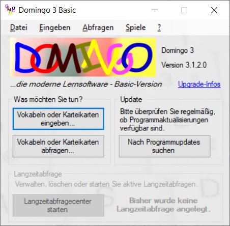 Screenshot 1 - Domingo