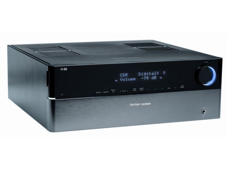 test stereoverst rker harman kardon hk 990 audio video. Black Bedroom Furniture Sets. Home Design Ideas