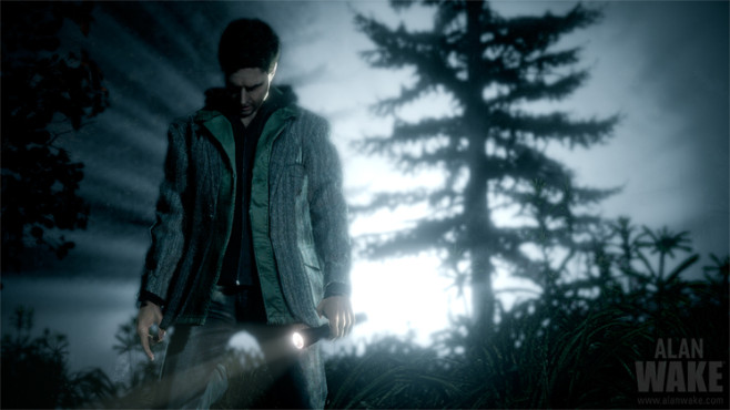 Actionspiel Alan Wake: Schatten