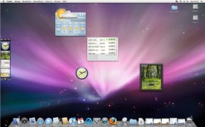 Yahoo Widgets (Mac)