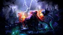 Abenteuerspiel Trine 2: Gewitter©Frozenbyte