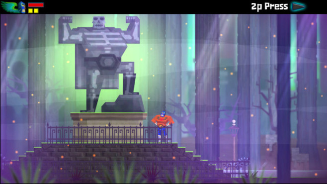 Actionspiel Guacamelee! © Drinkbox Studios