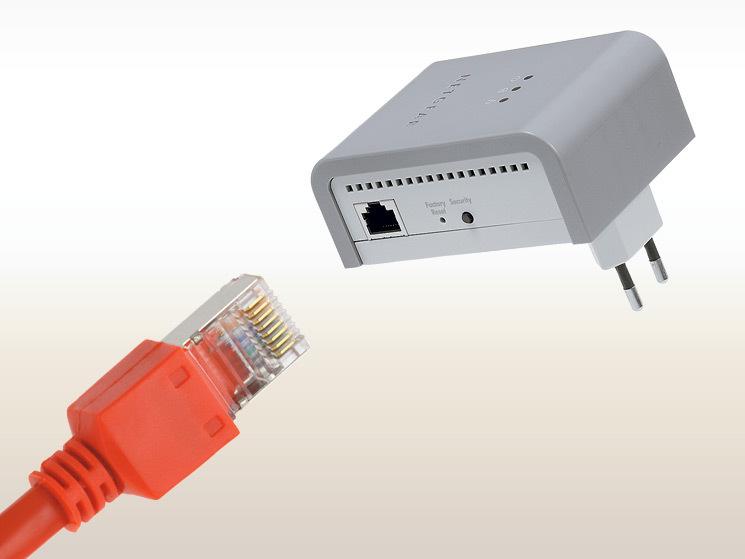 Die Besten Netzwerkadapter Powerline Powerlan Dlan Computer Bild