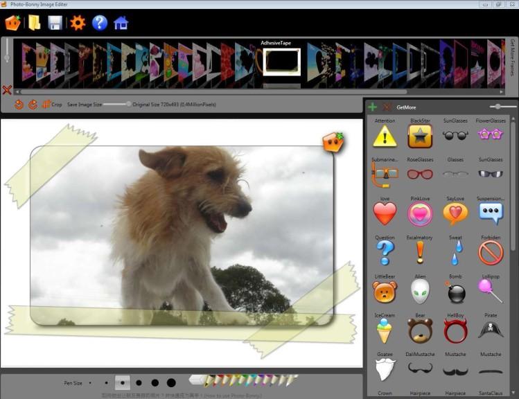 Screenshot 1 - Photo-Bonny