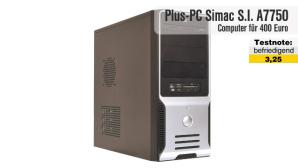 Video zum Test: Plus-PC Simac S.I. A7750