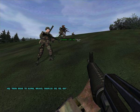 Operation Flashpoint ©Codemasters