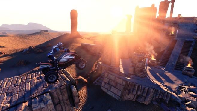 Trials Fusion ©Ubisoft