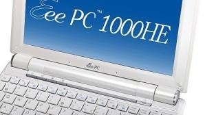 Video zum Testsieger: Mini-Notebook Asus Eee PC 1000HE
