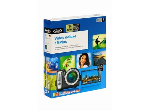 Magix Video deluxe 16 Plus: Videobearbeitung