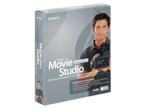 Sony Vegas Movie Studio 8 Platinum: Videobearbeitung