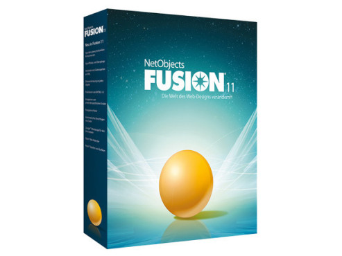 Avanquest NetObjects Fusion 11: Webdesign