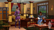 Lebenssimulation Die Sims 3: Wohnbereich