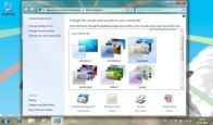 Windows 7: Desktop-Themes