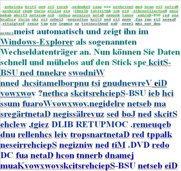 Screenshot 1 - Text Effects