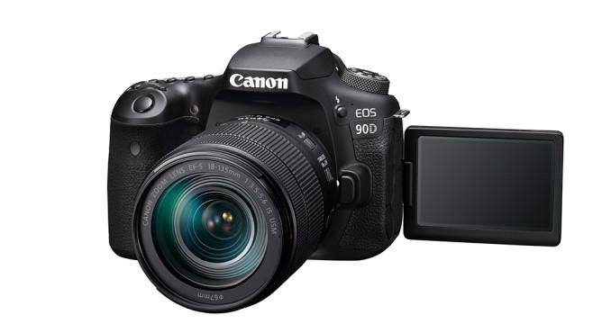 Canon EOS 90D©Canon