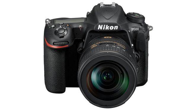 Spiegelreflex für Sportfans: Nikon D500©Nikon