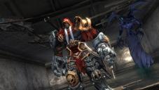 """Darksiders – Wrath of War: Gott trifft Teufel Einzelkämpfer: """"Darksiders"""" setzt voll auf Soloaction und verzichtet auf einen Mehrspielermodus."""