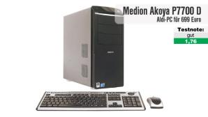 Video zum Test: Medion Akoya P7700 D