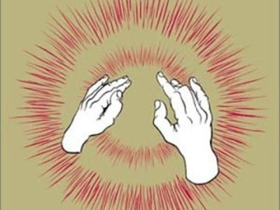 CD-Cover: Godspeed You! Black Emperor – Lift Your Skinny Fists like Antennas to Heaven