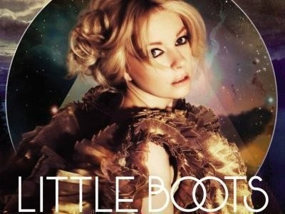 CD-Cover: Little Boots – Hands