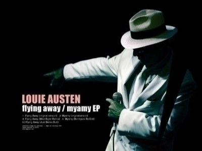 CD-Cover: Louie Austen – My Amy
