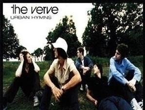 CD-Cover: The Verve – Urban Hymns
