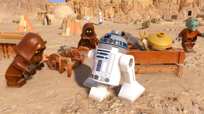 Lego Star Wars – Die Skywalker-Saga ©Lego