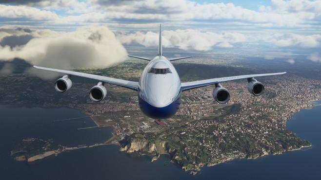 Microsoft Flight Simulator ©Microsoft Xbox