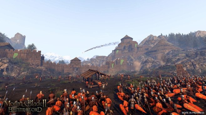 Mount & Blade 2 – Bannerlord © TaleWorlds