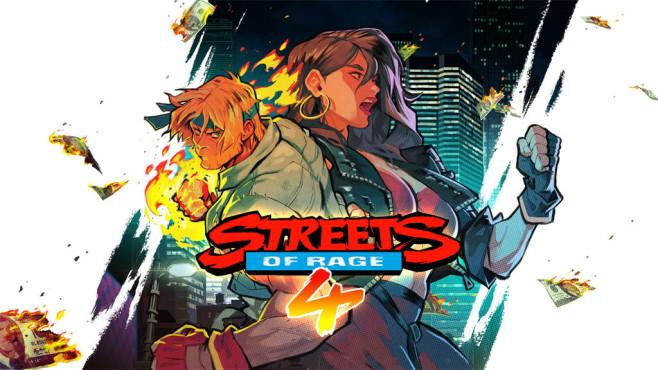Streets of Rage 4 ©Sega / Dotemu