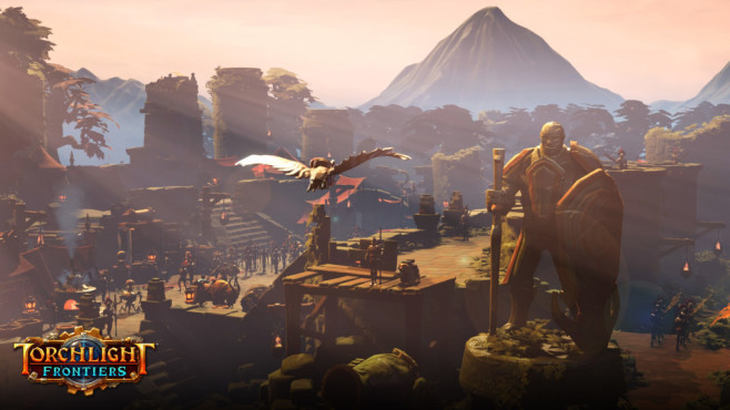 Torchlight Frontiers ©Perfect World