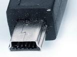Mini-USB-Stecker (Typ B)