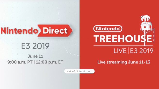Nintendo Direct 2019 © Nintendo, Twitch