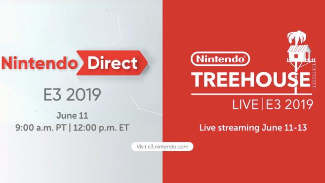 Nintendo Direct 2019©Nintendo, Twitch