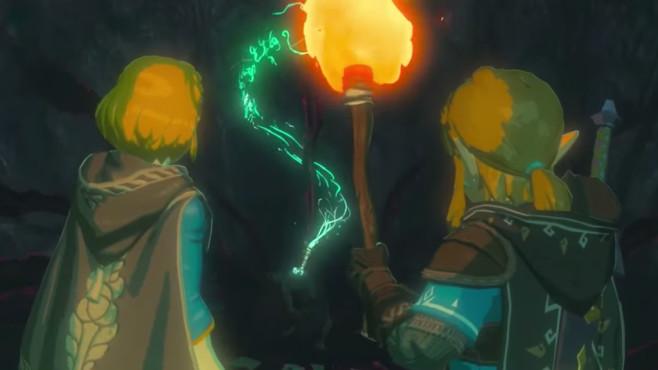 Zelda Breath of the Wild 2©Nintendo