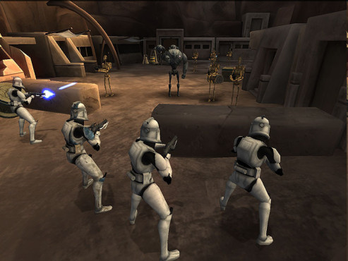 Actionspiel Star Wars – The Clone Wars – Republic Heroes: Bösewichte
