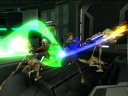Actionspiel Star Wars – The Clone Wars – Republic Heroes: Koop