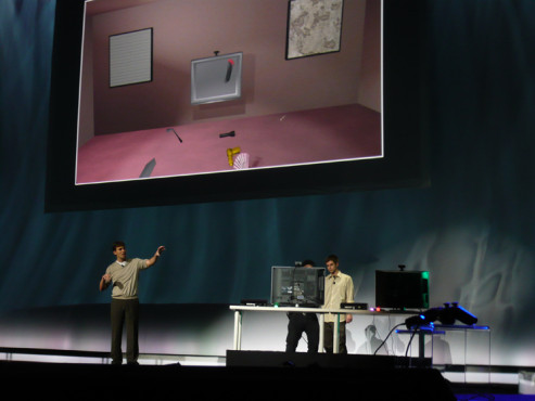 E3 2009 in Los Angeles: Motion Control