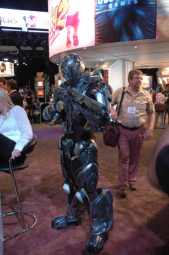 E3 2009 in Los Angeles: Section 8