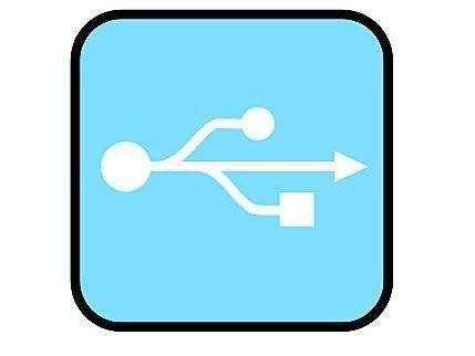 Allgemeines USB-Symbol