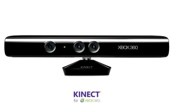 Microsoft Kinect: Front © Microsoft