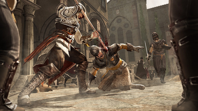 Actionspiel Assassin's Creed 2: Angriff