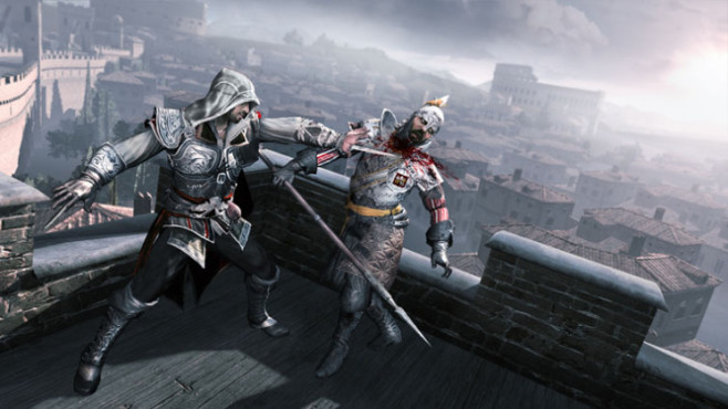 Actionspiel Assassin's Creed 2: Rom