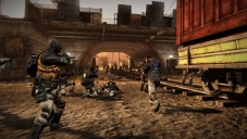 Actionspiel MAG: Brücke