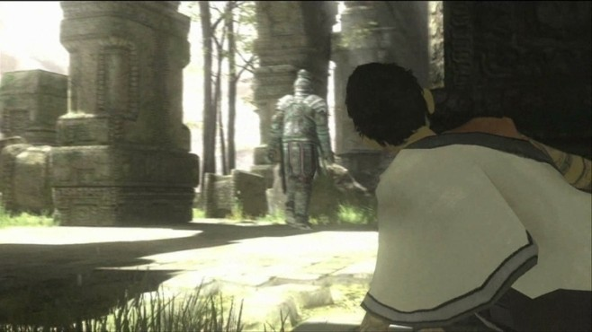 Actionspiel The Last Guardian: Ritter ©Sony