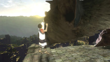 Actionspiel The Last Guardian: Schnauze©Sony