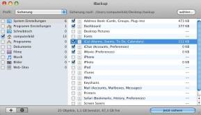 iBackup (Mac)