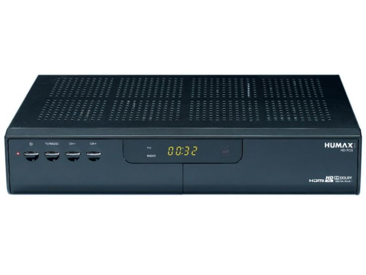 test sat receiver humax hd fox audio video foto bild. Black Bedroom Furniture Sets. Home Design Ideas