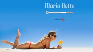 Meine Startseite: Google-Suche mit Hintergrundbild©pressmaster - Fotolia.com