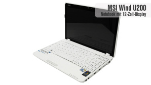 Video: Subnotebook MSI Wind U200